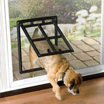 Pet Screen Doors & Door Shield | Protect Doors From Dog Scratches Pezcame.Com