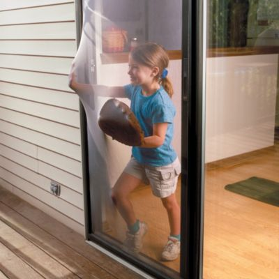Flexible Replacement Screen Door Kit