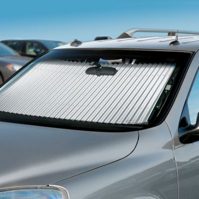 Retractable Auto Sun Shade