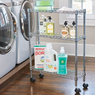 Rolling Laundry Carts