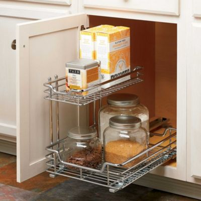 Slide-Out Organizers