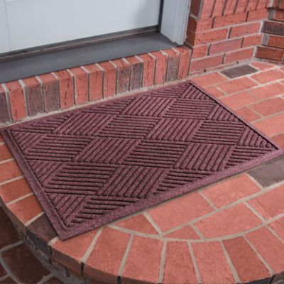 Water Guard Floor Mats & Stair Treads-Diamond Pattern
