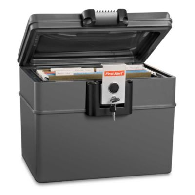 Waterproof & Fire Resistant File Safe