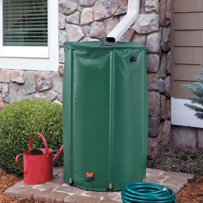 Collapsible Rain Barrel-50 Gal