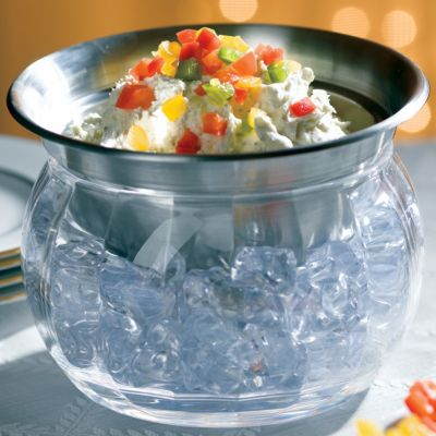 Iced Dip Bowl Set
