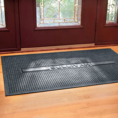Personalized Water Guard Mats-Square Pattern