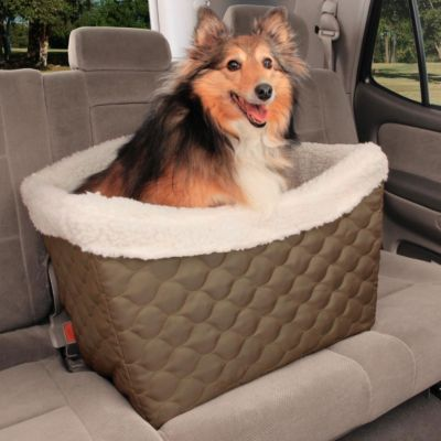 On-Seat Dog Car Seat