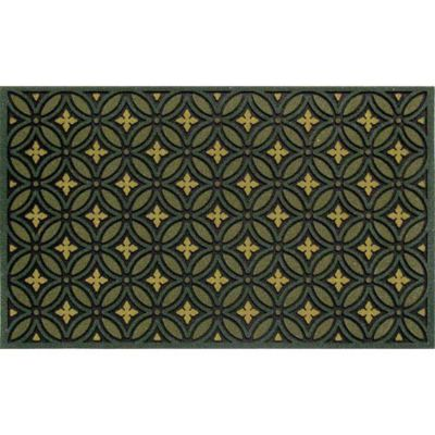 Bay Leaf Door Mat