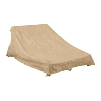 Double Chaise Cover