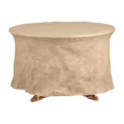 Round Table Cover