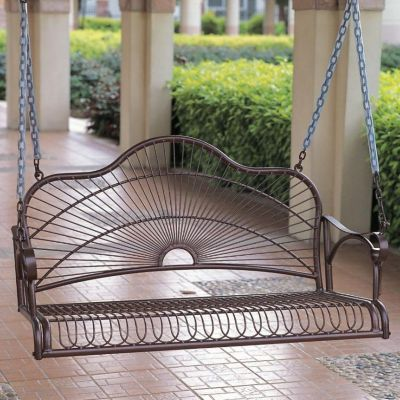 Metal Porch Swing