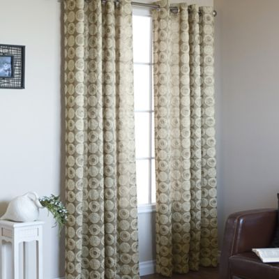 Mayan Grommet Top Curtains