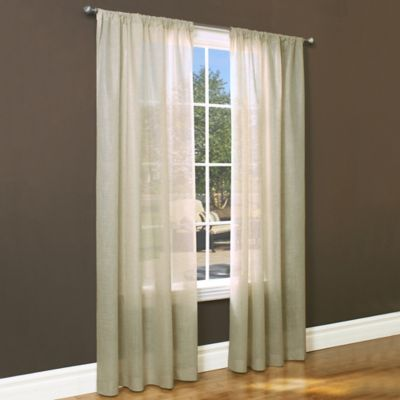 ThermaSheer Insulated Curtains