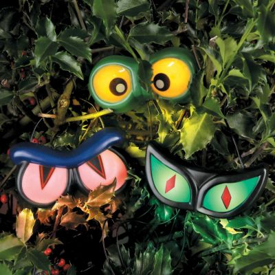 Haunted Hedge Eyes-Set of 3