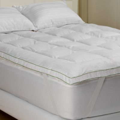 Deluxe Memory Foam Mattress Toppers