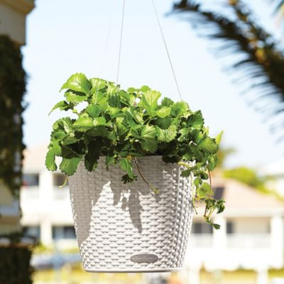 Self-Watering Hanging Planter-Woven