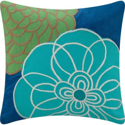Disco Floral Outdoor Pillows