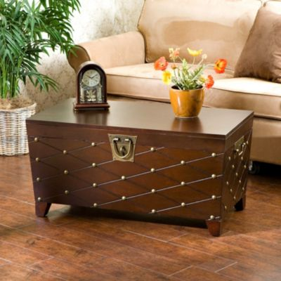 Nailhead Trunk Collection