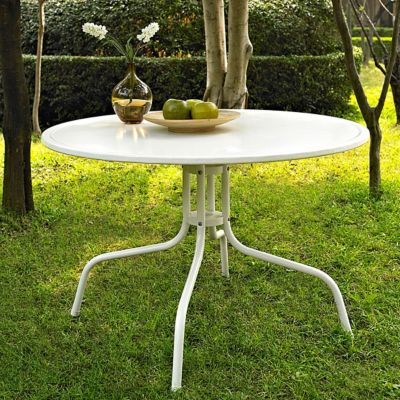 Griffith Retro Metal Dining Table