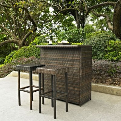 Palm Harbor Outdoor Bar Set