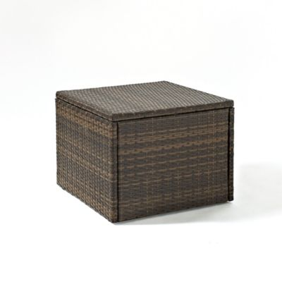Palm Harbor Resin Wicker Coffee Table