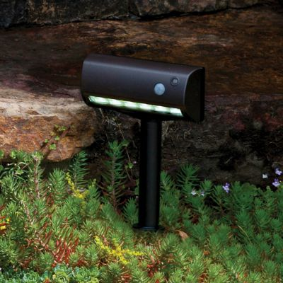 LED Motion Sensor Garden and Path Light