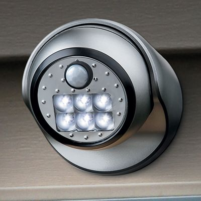 Porch Light with Motion Sensor LED