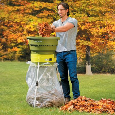 Electric Leaf Mulcher/Shredder