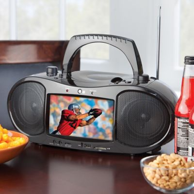 "7"" Portable Multimedia Player"