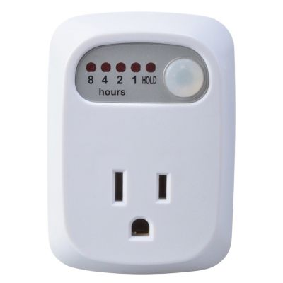 Auto Shut-Off Safety Outlet