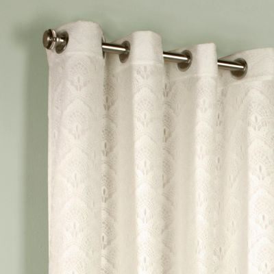 Heavy Duty Curtain Rod Set