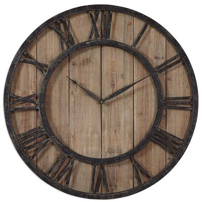 "Powell 30"" Wall Clock"