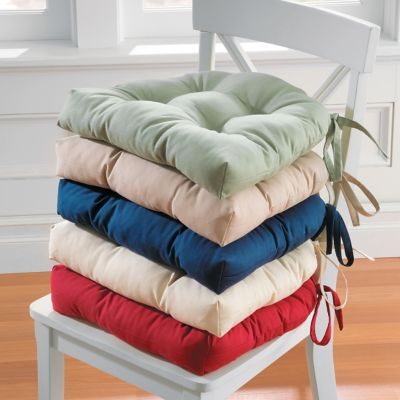 Tufted Chair Pad