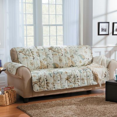 Sydney Floral Casual Furniture Cover with Strap
