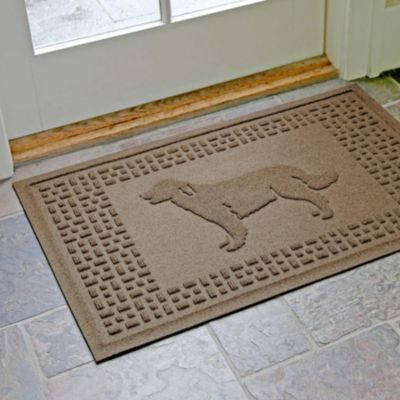 "Golden Retriever Fashion Floor Mat-24"" x 36"""