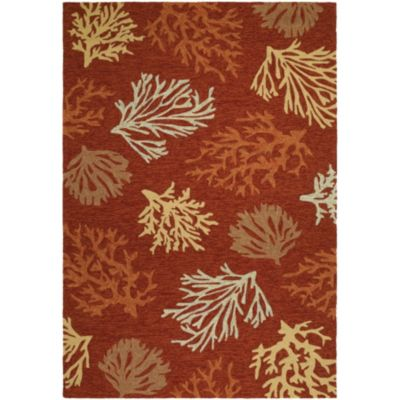 Sea Reef Outdoor Rugs