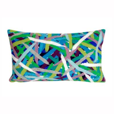 Pick Up Sticks Outdoor Pillow