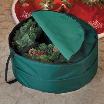 Double Wreath Storage Bags