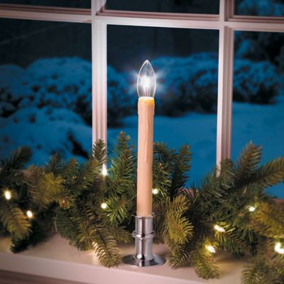 Adjustable Battery Operated Window LED Candles