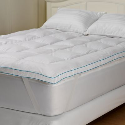 Memory Loft Deluxe Gel Mattress Topper
