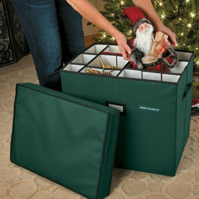 Christmas Collectible Storage Bin