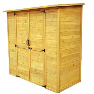 Wooden Storage Shed-Extra Large