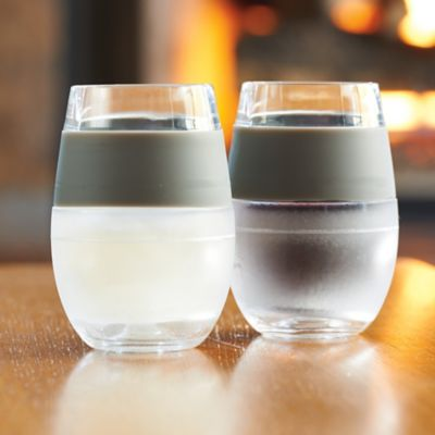 Host Freeze Cooling Wine Glasses-Set of 2