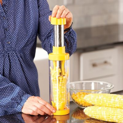 Corn Kernel Shucker
