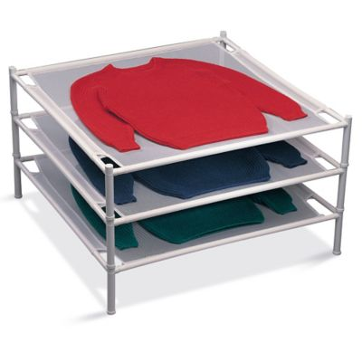 Fold Away Stacking Clothes Dryer