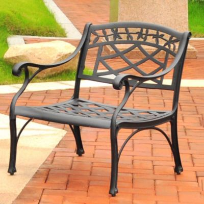 Sedona Cast Aluminum Club Chair