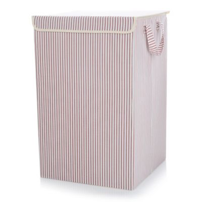 Collapsible Clothes Hamper with Lid