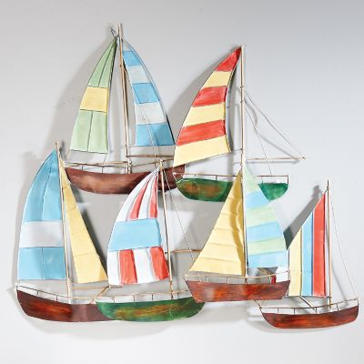 Regatta Wall Decor