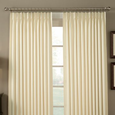 Crosby Thermal Pinch Pleat Curtains