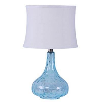 Waterstone Glass Table Lamp
